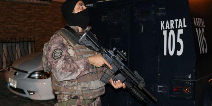 İstanbul'da polis uyuşturucu tacirlerine göz açtırmadı