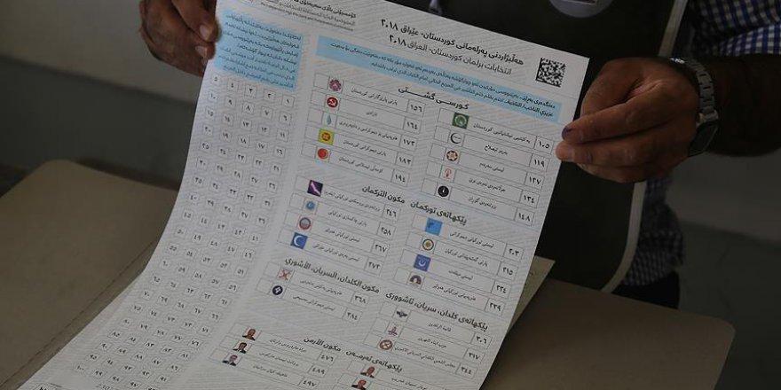 IKBY'de beklenen seçim sonuçları açıklandı