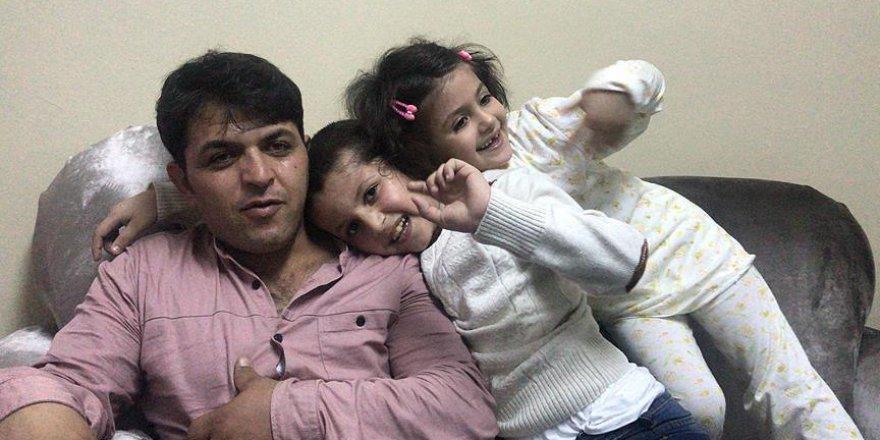 DEAŞ'a götürülen 2 çocuk babasına teslim edildi