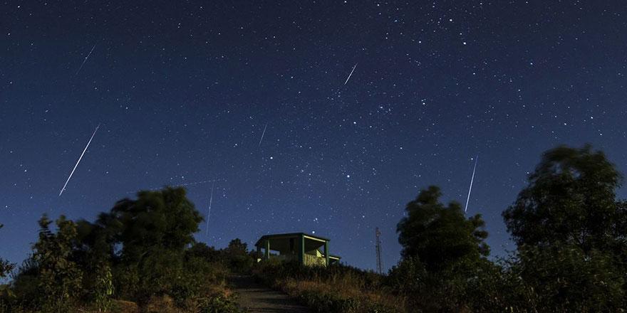 Orionid meteor yağmuru bu akşam başlıyor