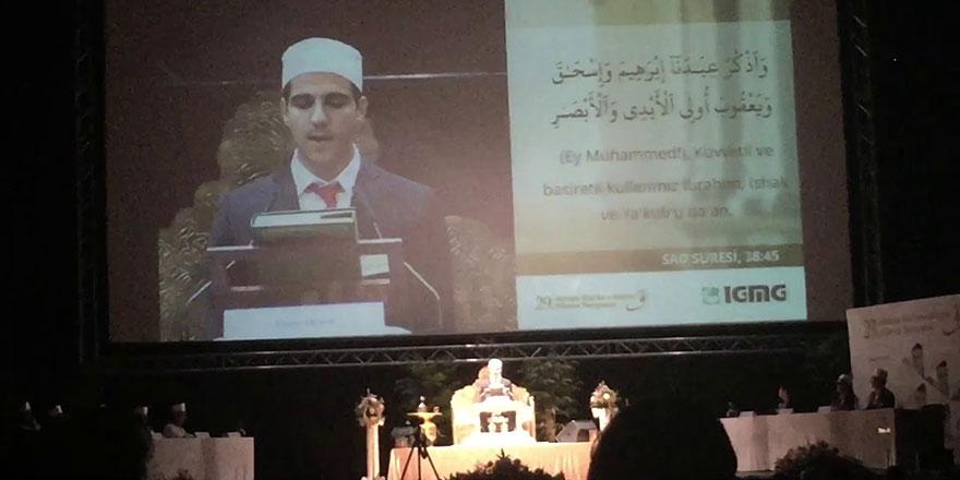 Avrupa, Kur'an-ı Kerim yarışması ile nurlandı