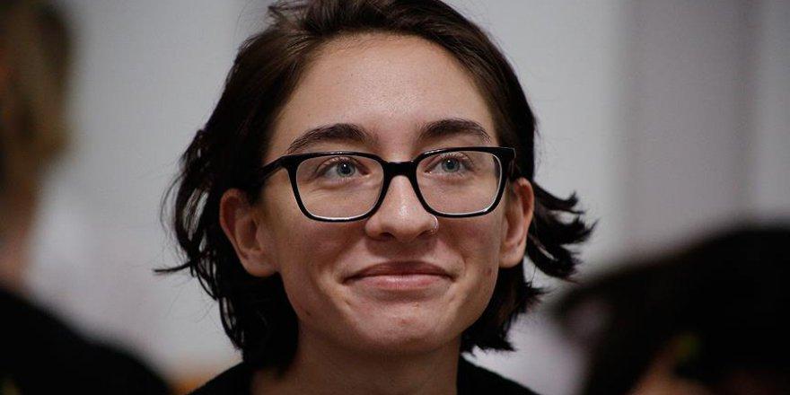 Filistin'i savunan ABD'li kız öğrenciye iğrenç kampanya
