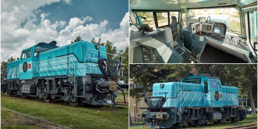 Türkiye lokomotif teknolojisinde dünya devleri arasında