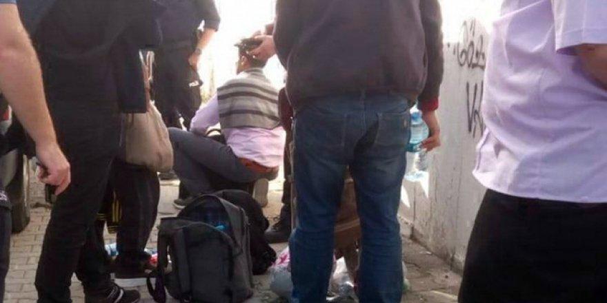 74 düzensiz göçmen yakalandı