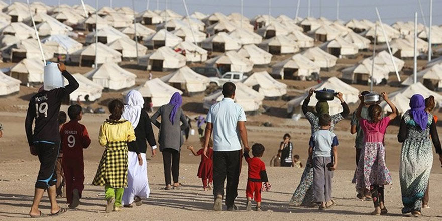 Türkiye'deki Suriyeli sayısı: 3 milyon 559 bin 262 kişi