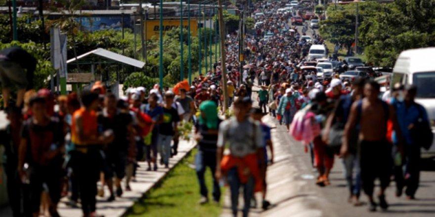 Trump'ın göçmen endişesi: Sınır devriyesini harekete geçirdi
