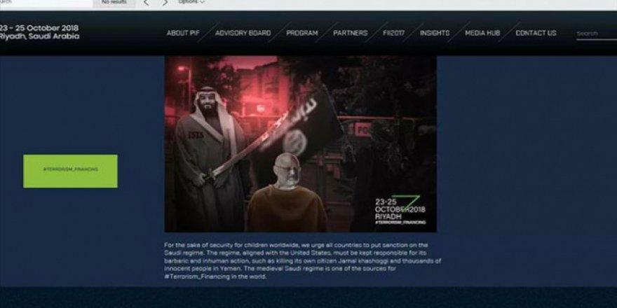 Suudi Prens'e hackerlar musallat oldu
