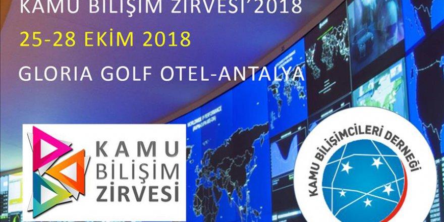 Bilişimciler Antalya'da buluşacak