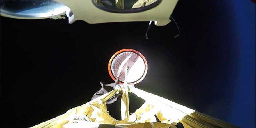 NASA'nın uzay aracı 'Kuiper Kuşağı'nda