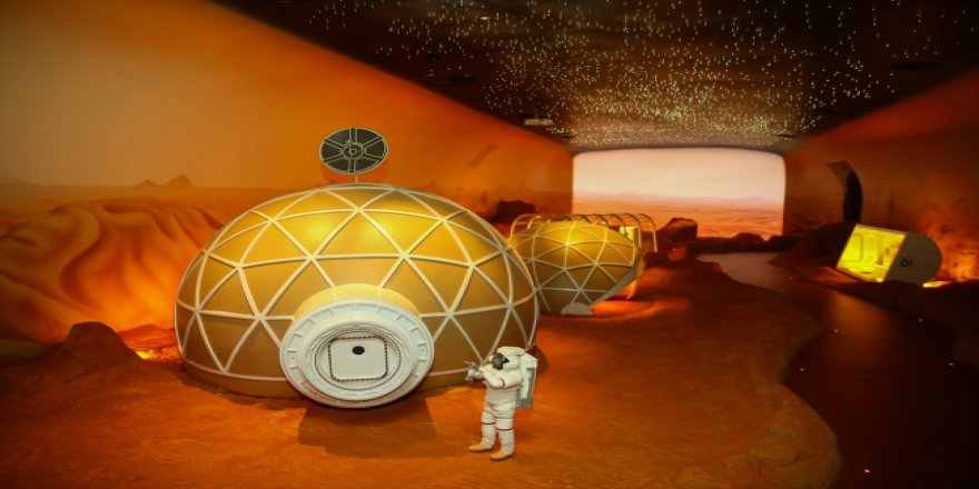 Dünyanın ilk yapay yer çekimli uzay oteli 2025'te açılacak