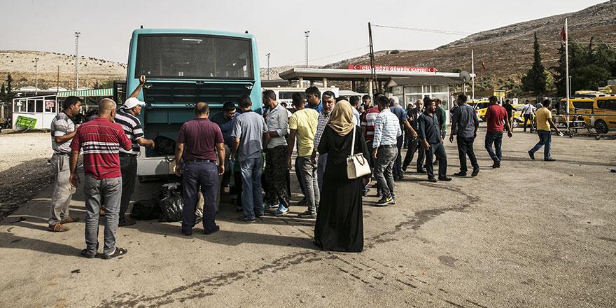 Geri dönen Suriyeli sayısı 311 bin 968 kişi