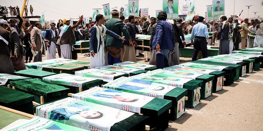 İngiltere Yemenlileri öldürsün diye Suudi askerleri eğitiyor