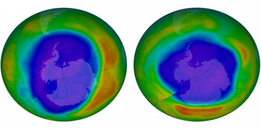 Ozon tabakasından müjdeli haber: İyileşiyor!