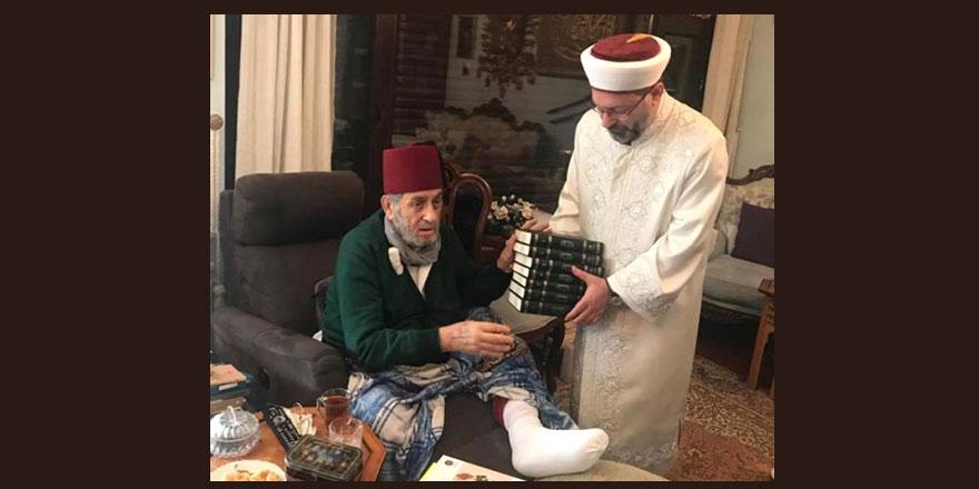 Diyanet açıkladı: 'Kadir Mısıroğlu ziyareti çarptırıldı'