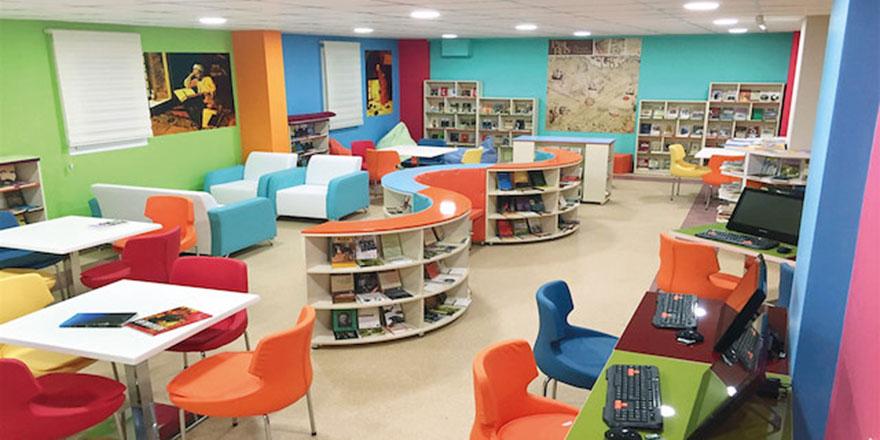 300 tane 'Z-Kütüphane' kurulacak