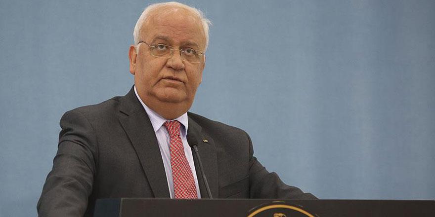 Filistin: İilhak olursa barış süreci biter