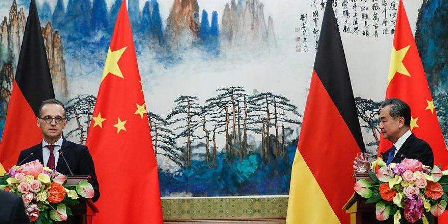 Almanya'dan Çin'e tepki: 'Eğitim kamplarını kabul edemeyiz'