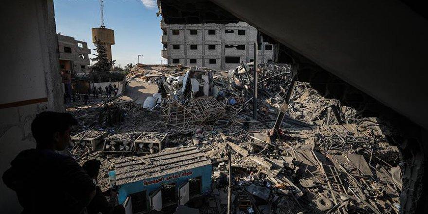 Filistin'deki zor günler Almanya'nın umrunda olmadı