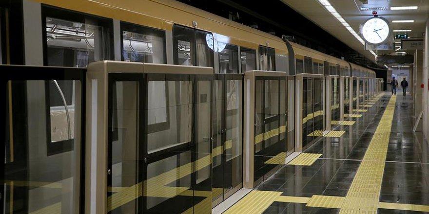 Ümraniye-Ataşehir-Göztepe metrosunun 2022'de bitmesi hedefleniyor