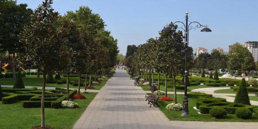 İstanbul'da 5 millet bahçesi açılacak