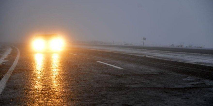 Ardahan ve Kars'ta olumsuz hava koşulları