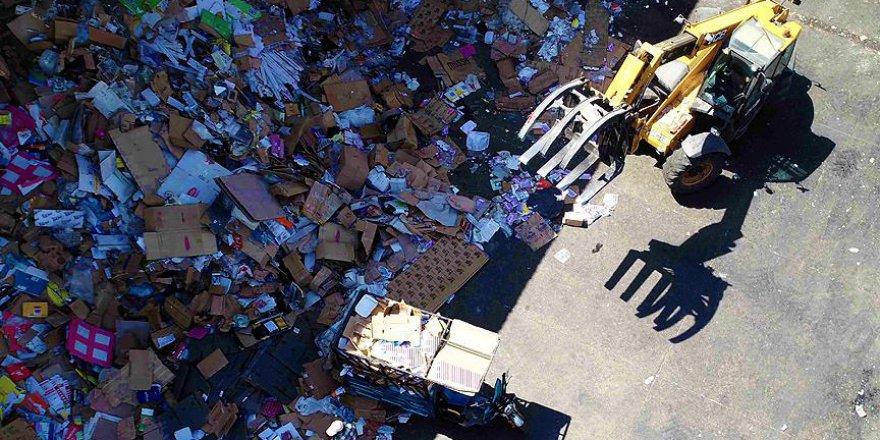 Türkiye'nin 1.5 milyar lirası çöpe gidiyor