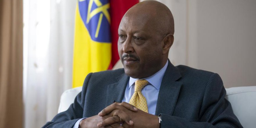 Etiyopya Elçisi Türkiye'nin Afrika politikasını değerlendirdi