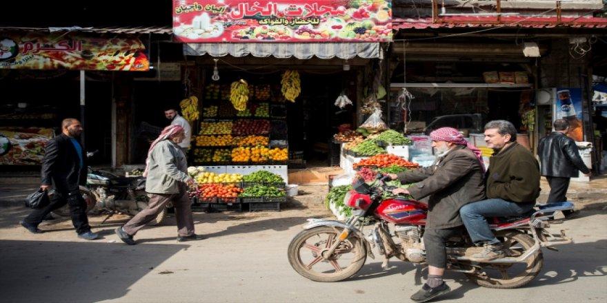Afrin'de sosyal hayat normale döndü