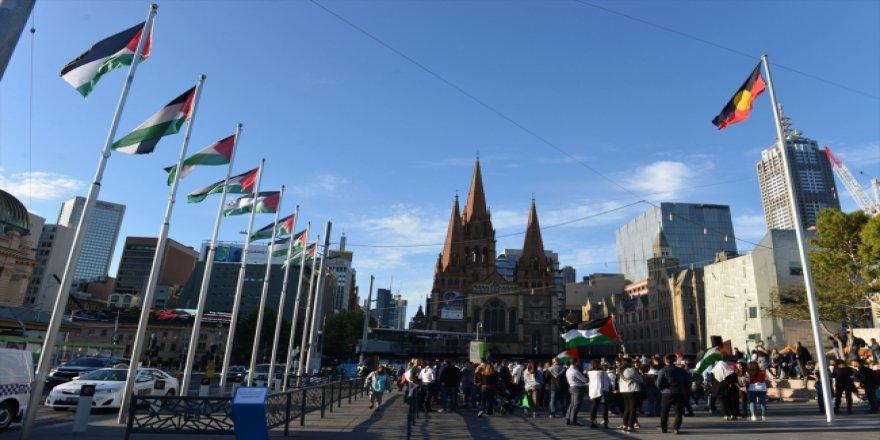 Avustralya'da Filistin'in bağımsızlık ilanının 30. yılı kutlandı