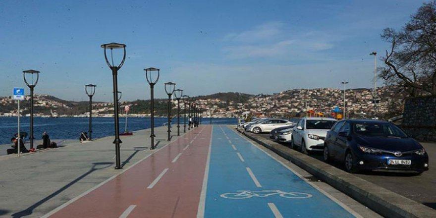 Yeni planlanacak alanlarda bisiklet ve yürüyüş yolu zorunlu oldu