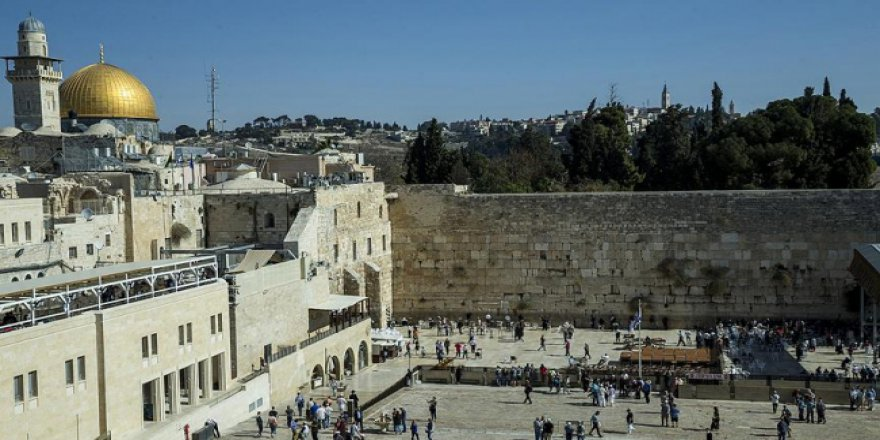 İsrail Kudüs'te teleferik hattı inşa etmeyi planlıyor