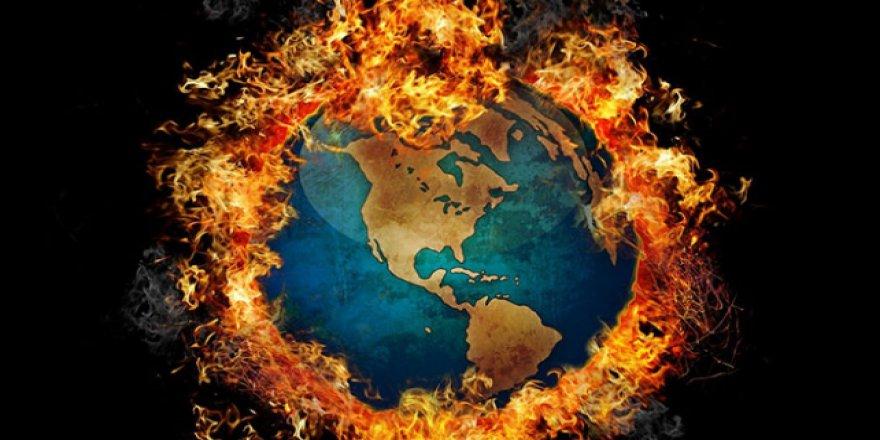 Afrika'nın pek çok noktasını küresel ısınma tehdit ediyor