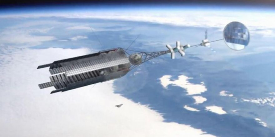 Rusya nükleer uzay aracı yapıyor