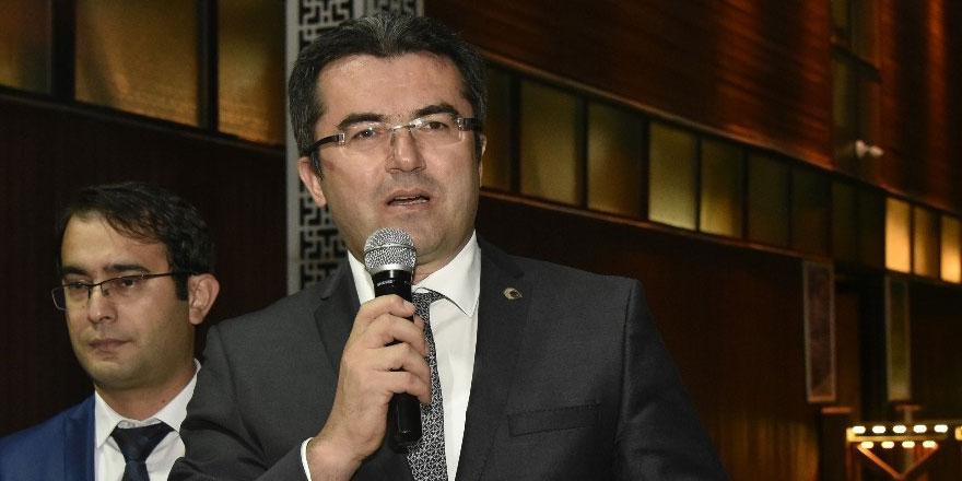 Erzurum Valisi: Kar külfet değil bir nimet