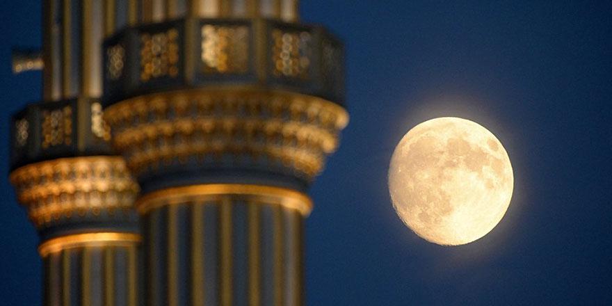 8 Nisan 2020 akşam ezanı vakitleri, iftar saatleri