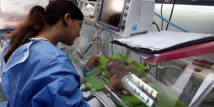 Her yıl 15 milyon çocuk erken doğuyor