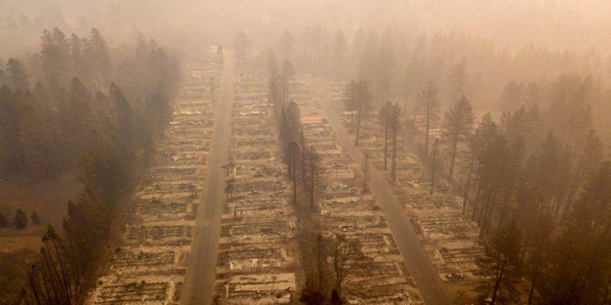 California yangınında ölü sayısı 74 oldu
