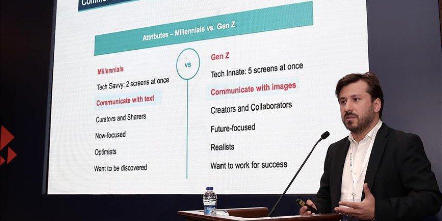 Dijital Araştırmalar Merkezi Başkanı Yücel, Y ile Z kuşağının farkını anlattı