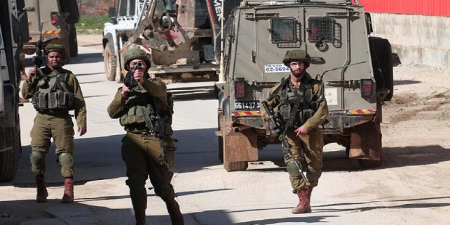 İşgalci İsrail bir Filistinliyi daha yaraladı