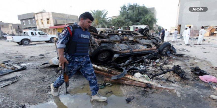 Irak kana bulandı: 5 ölü