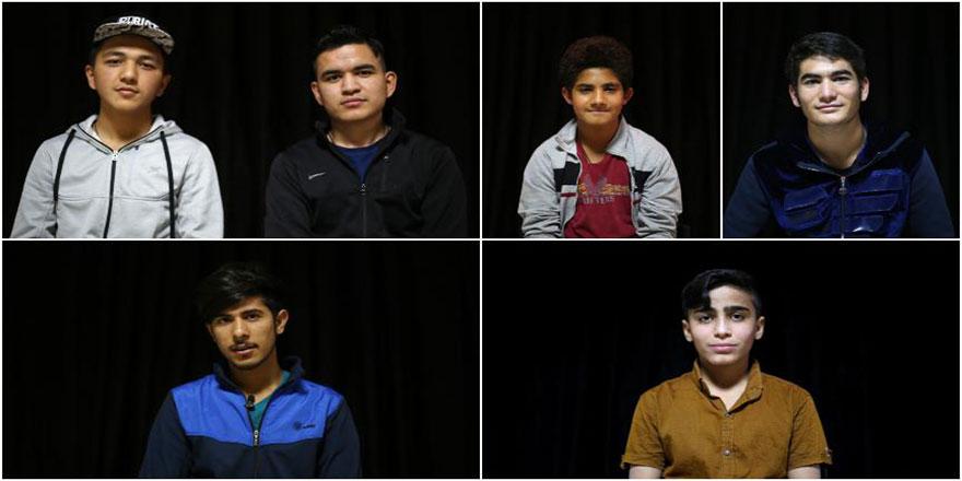'Dünya Çocuk Hakları Günü'nü göçmen çocuklar anlatsın