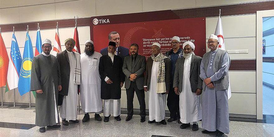 Güney Afrika'nın İslam Fıkıh Konseyinden Türkiye'ye ziyaret
