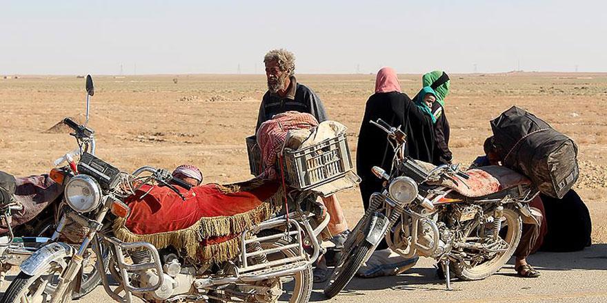 Deyrizor'da Sünnileri zorla Şiileştiriyorlar