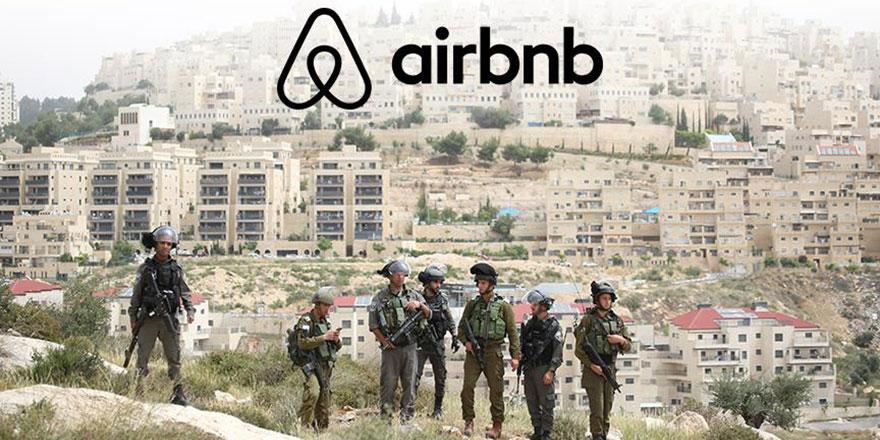 Airbnb, Batı Şeria'daki İsrail evlerini web sitesinden kaldırıyor