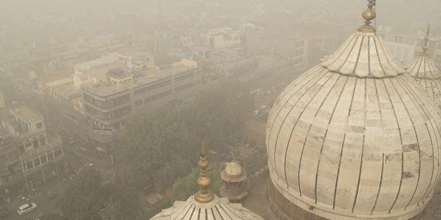 İşte dünyada havası en kirli bölge