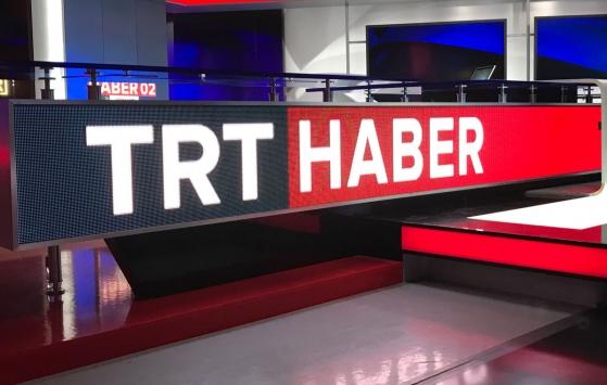 TRT Haber'e uluslararası ödül