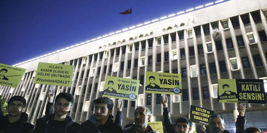 İstinaf Mahkemesi'nden Yasin Börü kararı