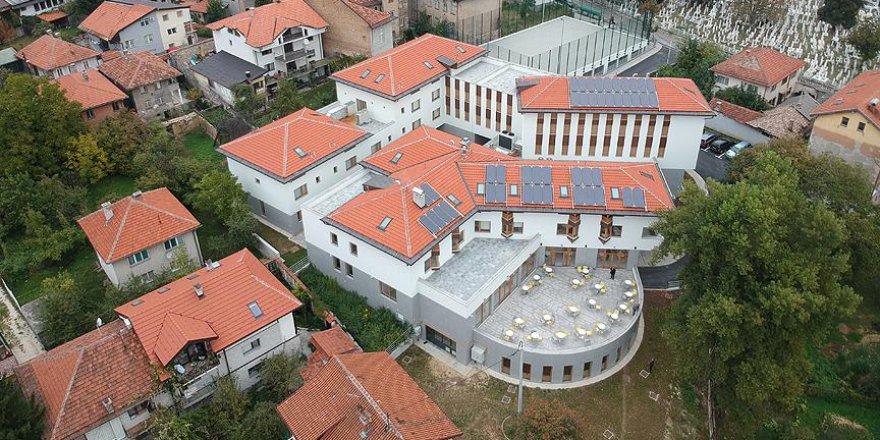 Vakıflar Genel Müdürlüğü Saraybosna'da iki eser inşa etti