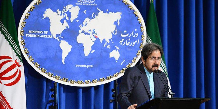 İranlı şirketlere gelen terör yaptırımına tepki