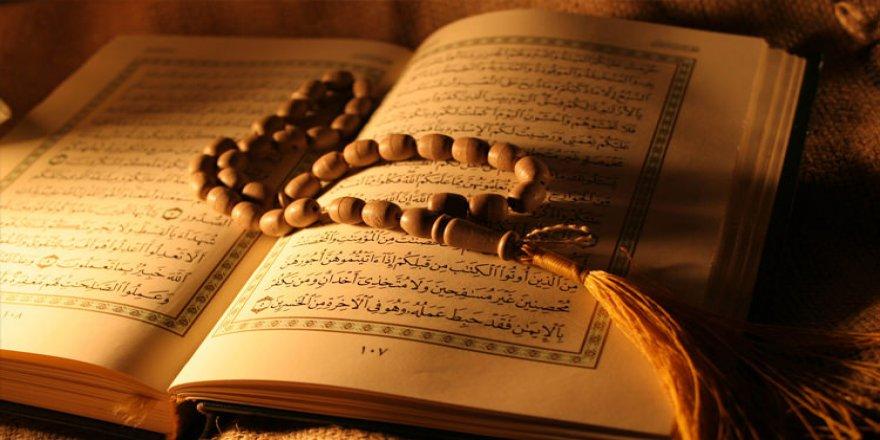  Kur'an ziyafeti dinleyenleri mest etti